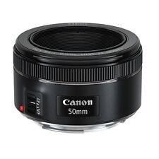 BRAND NEW Canon EF 50mm f/1.8 STM Lens