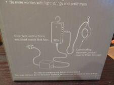 Hallmark Illuminations Power Box Electrical Power Supply NIB Powerbox