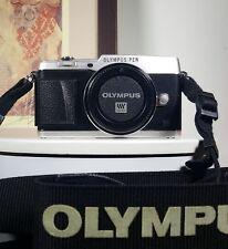 OLYMPUS PEN E-P5 DIGITAL CAMERA BODY EXCELLENT MFT M43