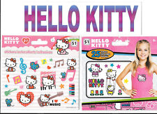 HUGE HELLO KITTY LOT 1000+ STICKERS BOOKMARK GRAB AND GO ACTIVITY BOOK FREE SHIP