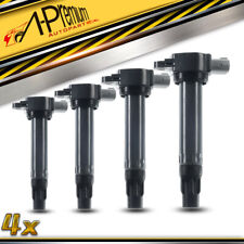 4x Ignition Coils for Mitsubishi Outlander ZG ZH Lancer CJ I4 2.0L 2.4L 06-12