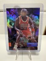 MICHAEL JORDAN UD3 STARSTRUCK REFRACTOR ALL STAR GOAT BEAUTY READ
