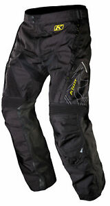 Klim Dakar Pant Black Men's Size 28-42