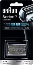 Braun 70S Kombipack Series 7 9000 Cassete Pulsonic Scherkopf