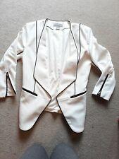 Da Donna Abbigliamento Blazer Taglia 8 Bundle + Tunica