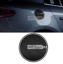 Fuel Tank Door Cap Cover Carbon Decal Sticker for RENAULT 2010-2016 Fluence SM3