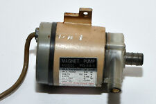 NORITSU MAGNET PUMP PD-10-3 in working condition