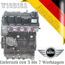 Motor Austauschmotor Generalüberholt MINI One Cooper 1,6 W10 B16 A - R50 R52 R53
