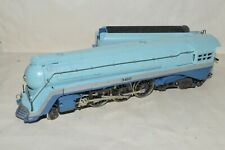 HO scale AHM Rivarossi Santa Fe Ry BLUE GOOSE 4-6-2 Pacific steam locomotive