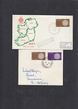 Ireland 1970 Europa - Flaming Sun First Day Cover FDC