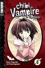 Chibi Vampire: The Novel, Vol. 6-ExLibrary