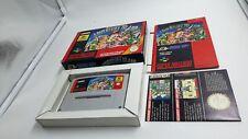 Jeu Super Nintendo SNES Super Adventure Island complet