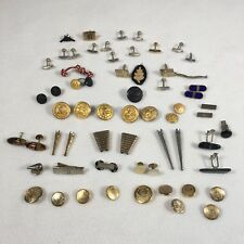 Military Buttons And Decorations Lot US Military Pins