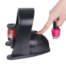 UpDown 50/60HZ Nail Polish Vibration Cycle Spin Shaker for Varnish Liquid Bottle