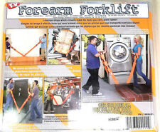 New Forearm Forklift L74995Cn Lifting and Moving Straps, Easily carry furniture