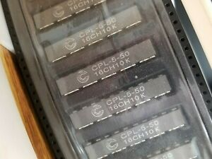 (1 PC)CPL-5-50 / CPL-5-50TR-R5 PHASES INDUCTORCOOPER*US STOCK*