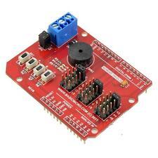 Nomad Arduino Shield para 8 RC Servo Control, robótica, sello básico, Electrónica