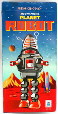 FORBIDDEN PLANET : PLANET ROBOT TIN PLATE WIND UP MODEL BY SCHYLLING (MH)