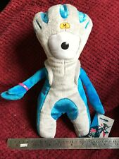 London Olympics Mandeville Cuddly Collectable With Tags Terrific Value Sports Memorabilia Olympic Memorabilia