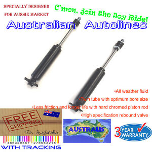 2 Heavy Duty Mitsubishi L300 Starwagon & Express 4WD Front Shock Absorbers 83-06
