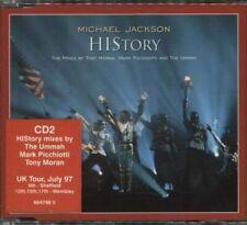 Michael Jackson, History, NEW/MINT Original UK CD single (CD2)