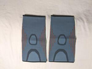 NOOZ Unisex Compression Knee Sleeves 2-Pack OS6 Multicolor Medium NWT