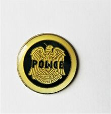 pin's Police USA aigle
