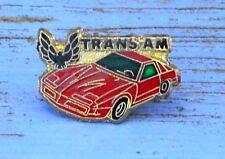 Pin's du début des années 1990, Pontiac TransAm