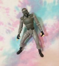 "Resident Evil 2 Biohazard HUNK 6"" Action Figure 1999 Toy Biz Capcom"