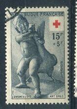 Timbre/Stamp - France -  N° 1049  Oblitéré  - 1955 - TTB - Cote: + 6 €