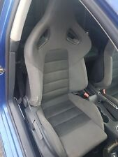 VW Golf R R32 Recaro Interior Wingback Bucket Seats Also Fit Audi RS4 RS3 S3