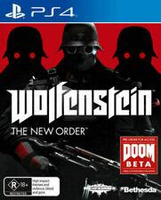 Wolfenstein: The New Order (PlayStation 4, 2014)