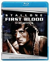 STALLONE FIRST BLOOD BLU RAY Movie- Brand New Fast Ship (HMV-435 / HMV-77)