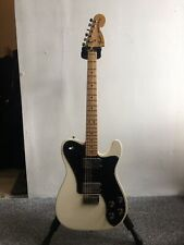 Fender FSR Classic Series '72 Telecaster Deluxe 2006 Olympic White Electric Guit