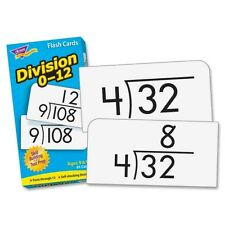 Trend Division Flash Cards