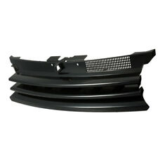 Black Front Hood Grill for VW Golf MK4 GTI R32 99-06 ABS Sporty Grille
