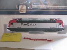 Lima ho 208412 Elektro Lok btrnr 127001-6 DB euro Sprinter (rg/ay/71s8)