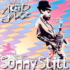 Legends of Acid Jazz by Sonny Stitt (CD, Jul-1996, Prestige)