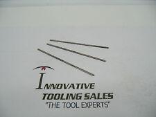 .0570 Dia 4FL Chucking Style High Speed Steel Reamer USA Brand 3pcs