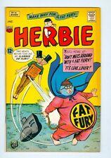 Herbie #16 March 1966 FN+
