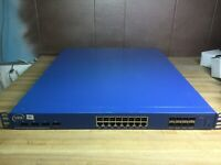 VSS MONITORING V4x24 10/100/1000-10G 16-PORT 4-XFP DISTRIBUTED TAP TESTED