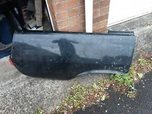 Rover P6 Rear Wing