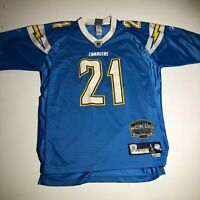 Limited Edition San Diego Chargers Ladainian Tomlinson Stitched Jersey - L +2