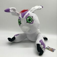 "Digimon Character Gomamon Plush Soft Toy Stuffed Animal Cuddly Doll Teddy 13"""