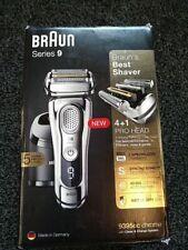 Braun Series 9 Premium Rasierer Herren mit 4+1 Scherkopf Elektrorasierer 9395cc