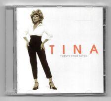 CD / TINA TURNER - TWENTY FOUR SEVEN / 11 TITRES ALBUM 1999