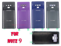 OEM Battery Cover Glass Housing Rear Back Door For Samsung Galaxy Note 9 N960 US