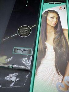"IndiRemi® Virgin Remi Hair Weave - NATURAL YAKY WEAVING 22""_#4"