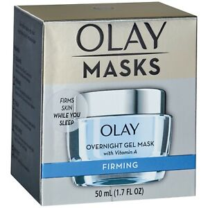 Olay Overnight Firming Gel Mask with Vitamin A 1.7 oz