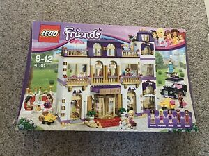 Lego Friends (41101) Grand Hotel! Complete Boxed & Retired Set!
